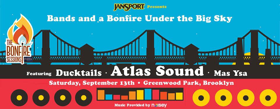 Jansport Bonfire Session Brooklyn